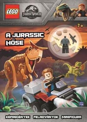 LEGO Jurassic World - A Jurassic hőse / Ajándék Owen Grady minifigurával