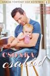 Craven Anne Mather; Lynne Graham; Sara - Csonka család - 3 történet 1 kötetben - Félelem nélkül élni; Egy szerelem két élete; Keserű nápolyi [eKönyv: epub, mobi]
