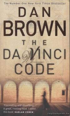 Dan Brown - The Da Vinci Code [antikvár]