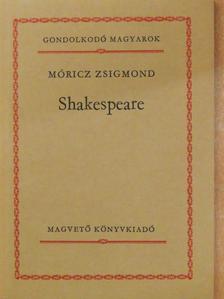 Móricz Zsigmond - Shakespeare [antikvár]
