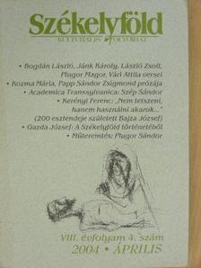 Bogdán László - Székelyföld 2004. április [antikvár]