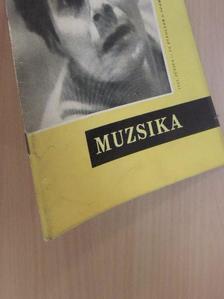 Fábián Imre - Muzsika 1963. június [antikvár]