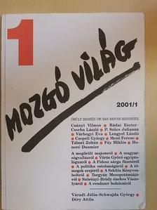 Almási Miklós - Mozgó Világ 2001. (nem teljes évfolyam) [antikvár]