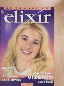 Csapó Ida - Új Elixír Magazin 1996. január [antikvár]