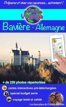 Olivier Rebiere Cristina Rebiere, - eGuide Voyage: Baviere [eKönyv: epub, mobi]
