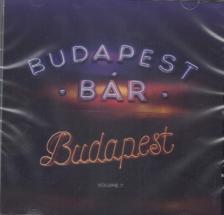 BUDAPEST BÁR VOL 7. CD BUDAPEST