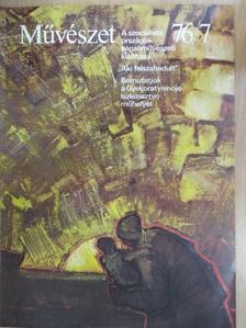 Aradi Nóra - Művészet 1976. július [antikvár]