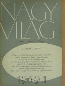 Alekszandr Csakovszkij - Nagyvilág 1969. (nem teljes évfolyam) [antikvár]