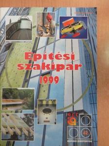 Dr. Chappon Miklós - Építési szakipar 1999 [antikvár]