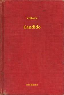 Voltaire - Candido [eKönyv: epub, mobi]