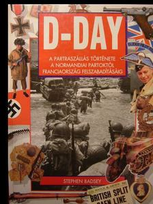 Badsey, Stephen - D-Day [antikvár]
