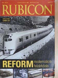 Gergely András - Rubicon 2008/2-3. [antikvár]