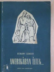 Benamy Sándor - Amerikában éltek... [antikvár]