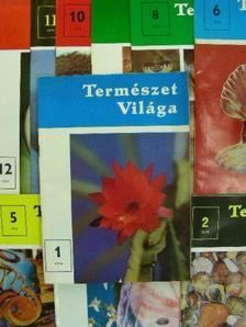 Ádámfi Tamás - Természet Világa 1974. (nem teljes évfolyam) [antikvár]
