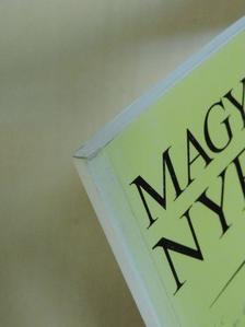 Antalné Szabó Ágnes - Magyar Nyelvőr 1996. január-március [antikvár]