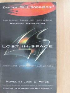 Joan D. Vinge - Lost in Space [antikvár]