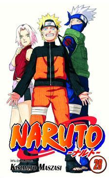 Kisimoto Maszasi - Naruto 28. - Naruto hazatér!!