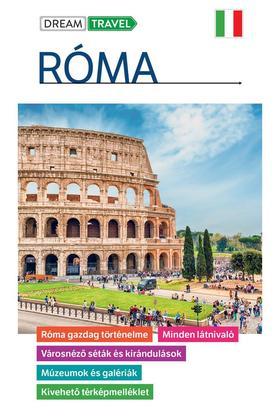 DR. SOMORJAI FERENC - Róma útikönyv - kivehető térképmelléklettel