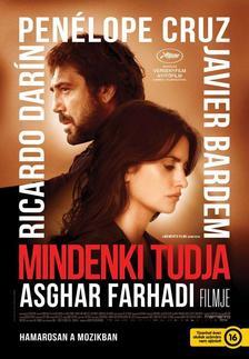 ASGHAR FARHADI - MINDENKI TUDJA - DVD
