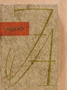 József Attila - Önarckép (minikönyv) [antikvár]