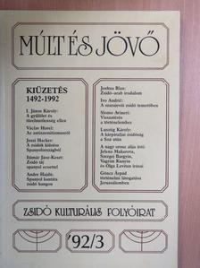 Németh Gábor - Múlt és Jövő 1992/3. [antikvár]