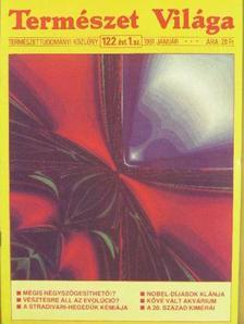 Abonyi Iván - Természet Világa 1991. (nem teljes évfolyam) [antikvár]