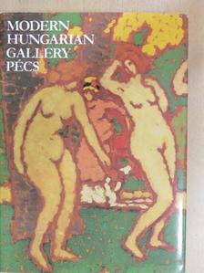 Hárs Éva - Modern Hungarian Gallery, Pécs [antikvár]