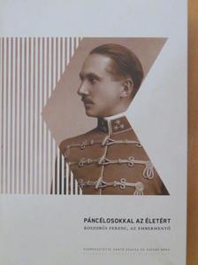 Alfred Wetzler - Páncélosokkal az életért - CD-vel [antikvár]