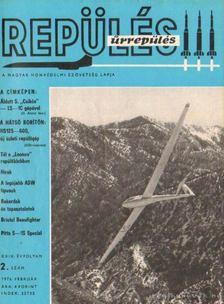 Sárosi Gyula - Repülés 1976. (hiányos) [antikvár]