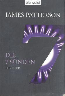 James Patterson - Die 7 Sünden [antikvár]