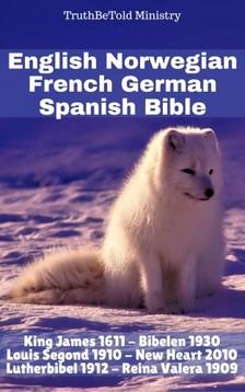 Joern Andre Halseth TruthBetold Ministry, - English Norwegian French German Spanish Bible [eKönyv: epub, mobi]