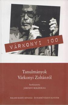 Jákfalvi Magdolna - Várkonyi 100 [antikvár]