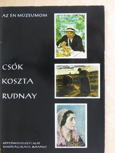 Hárs Éva - Csók, Koszta, Rudnay [antikvár]