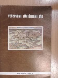 Biró Katalin - Veszprémi Történelmi Tár 1989. II. [antikvár]