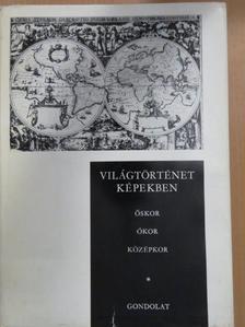 Hahn István - Világtörténet képekben I. (töredék) [antikvár]