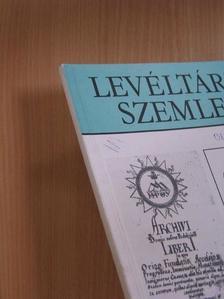 Glück Jenő - Levéltári Szemle 1997/2. [antikvár]
