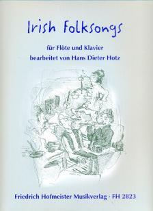 IRISH FOLKSONGS FÜR FLÖTE UND KLAVIER (HANS DIETER HOTZ)