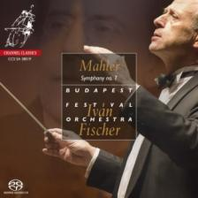GUSTAV MAHLER - MAHLER SYMPHONY NO.7 CD BUDAPEST FESTIVAL ORCHESTRA