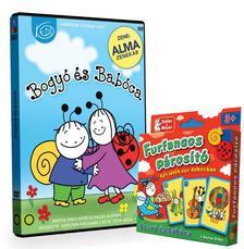 D11S14107HEPI - Bogyó és Babóca DVD 1. és Furfangos párosító - Ajándékcsomag