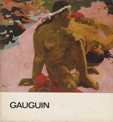 Horváth Tibor - Gauguin [antikvár]