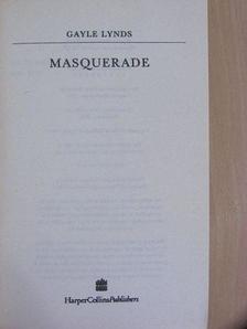 Gayle Lynds - Masquerade [antikvár]