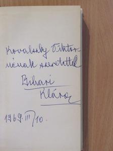 Bihari Klára - A csábító (dedikált példány) [antikvár]