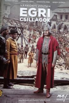 GÁRDONYI GÉZA - EGRI CSILLAGOK - DUPLA DVD