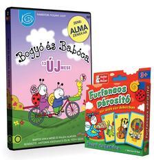 D11S14108HOPI - Bogyó és Babóca DVD 2. és Furfangos párosító - Ajándékcsomag
