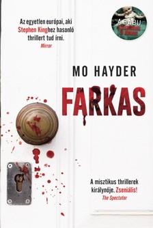 Mo Hayder - Farkas [eKönyv: epub, mobi]