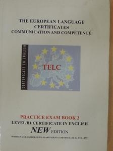 Michael G. Collins - The European Language Certificates Certificate in English [antikvár]