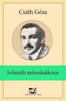 Csáth Géza - Schmith mézeskalácsos [eKönyv: epub, mobi]