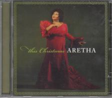 THIS CHRISTMAS CD ARETHA FRANKLIN