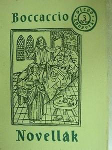 Boccaccio - Novellák [antikvár]