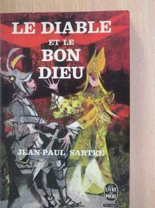 Jean-Paul Sartre - Le Diable et le Bon Dieu [antikvár]
